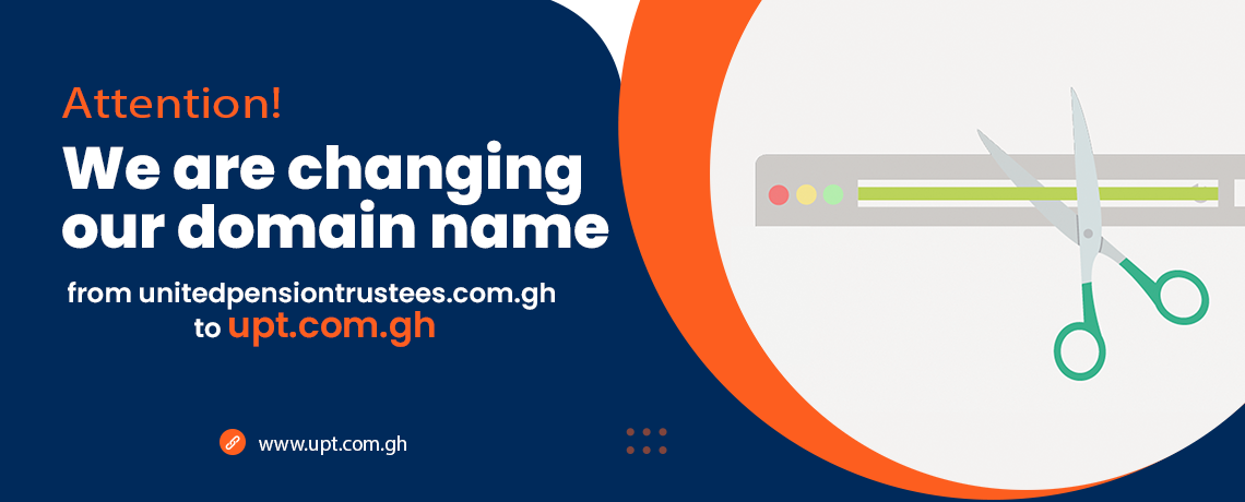 Change of Domain name